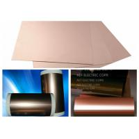 Double Sided polyimide fccl Copper Clad Laminate rolls for Circuit board Manufactures
