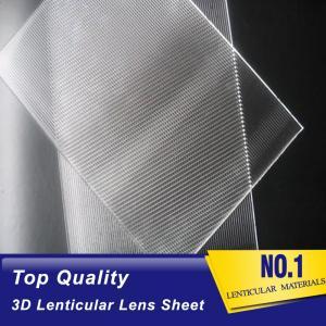 PLASTICLENTICULAR lenticular lens blanks 70LPI lenticular lens PET 3d lenticular sheets lenticular vs progressive lens Manufactures