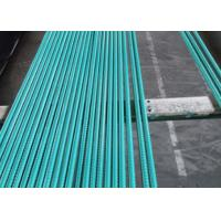 High Gloss Smooth Interior Rebar Epoxy Coating Non Toxic High Bond Strength Manufactures