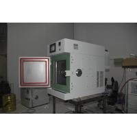 22-30L Climatic Test Chamber , Desktop Humidity Conditioning Chamber -20℃-100℃ Manufactures