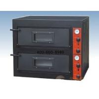 Black Painting Electric Pizza Oven With 2-layer 2 Tray for West food Restaurant Manufactures