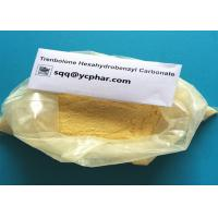 CAS 23454-33-3 Trenbolone Hexahydrobenzylcarbonate Tren Anabolic Steroid Powder Manufactures