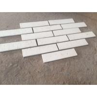 Buy cheap M36401 White Color Clay Face Wall Brick Long Life Thin Brick Veneer ISO Approval from wholesalers