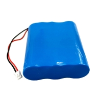 2600mAh Sanyo 18650 Lithium Rechargeable Battery 11.1 Volt Manufactures