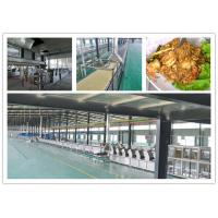 Buy cheap ISO Secured Fried Instant Noodle Production Line with CE Making Instant Noodles from wholesalers