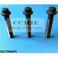 Quality Genuine Parts 6l Diesel Engine Connecting Rod Bolt 3944679 For Dongfeng Truck for sale