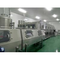 Commercial Stainless Steel Mineral Water Production Line 3 Gallon / 5 Gallon 12000 BPH Manufactures