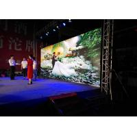 2.5mm  Indoor LED Billboard For Information And Announcements With Moving Videos Manufactures