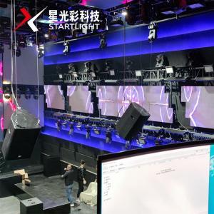 Bar DJ LED Screen P5 Indoor 640X640mm LED Display Manufactures