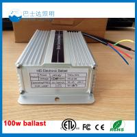Eygpt market outerdoor lighting light 100w metal halide lamp digital Electronic ballast Manufactures
