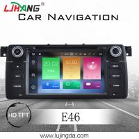 BT 3G WIFI Rear Camera AUX Bmw E90 Dvd Player With Gps Navigation LD8.0-5769 Manufactures