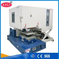 The Computer Control temperature humidity Vibrating Test Cabinet  for quality and reliability test Manufactures