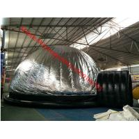 Inflatable projection tent for sale Manufactures