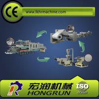 Automatic PS foam Disabled food container vacuum forming machine Manufactures