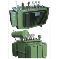 Overload​ Three Phase Power Transformers 6.6 KV - 125 KVA Compact Size Manufactures