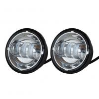 70w Cree Car LED Fog Lights Long Life Waterproof IP68 Round Led Fog Lights Manufactures