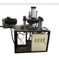 """Power 7KW Elbow Beveling Machine Servo Motor PLC Control Processing Size 22""""-32"""" Manufactures"""