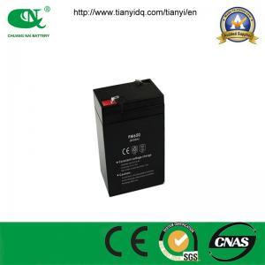 6V5AH UPS/AGM/VRLA/Gel/Sealed Lead Acid Battery for Elecric Scale Manufactures