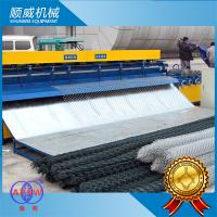 ISO9001 Certification Chain Link Fence Machine 25mm - 100mm Weaving Opening Manufactures