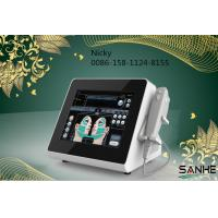 sanhe Hifu Face lifting device with 1.5mm,3mm, 4.5mm for face and 8mm,13mm for body Manufactures
