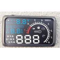 Multi - Color Bluetooth Car Heads Up Display , Bmw X3 HUDandroid Heads Up Display Manufactures