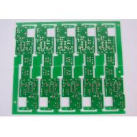 Stamp Hole Connected 1 Layer Single Sided PCB ROHS HASL Lead Free Manufactures