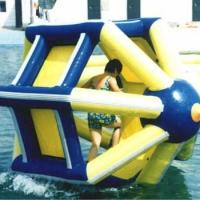 PVC Tarpaulin Inflatable Water Toys / Adults Water Competitive Toys Manufactures