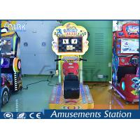 50W Racing Game Machine 6 View For Super Mall 17 Maps 7 Inch Display Manufactures