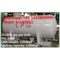 factory sale 5,000L lpg gas storage tank, best price ASME 2tons mini lpg gas propane storage tank for sale Manufactures