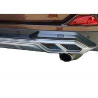 Quality Brand Car Front Bumper Moulding Quality Control About Weld Lines IATF 16949 Certification for sale