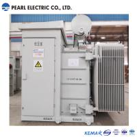 37 kv Box type substaion with 3600 kva tansformer and H.V and L.V Manufactures