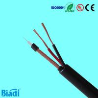 Siamese RG59 coaxial with power cable 2c bc ccs cca made in china Manufactures