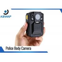 Buy cheap IR Night Vision Wearable Police Camera GPS Remote Control HDMI Video Recorder from wholesalers