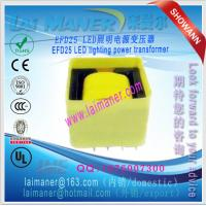 China EFD25 LED lighting power transformer-laimaner-LME on sale