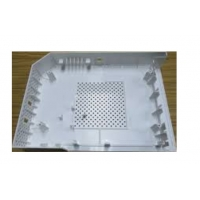 China Plastic injection molding medical parts plastic cover for medical devices on sale