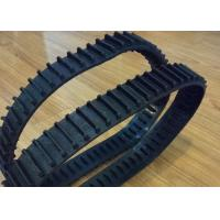 China Small Rubber Tracks with Wheels for Robot/Small Machines JT--60 on sale