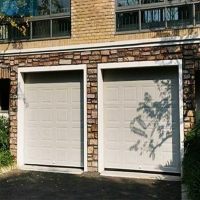 IP55 Sectional Automatic Rollup Garage Door Powder Coated Manufactures