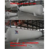 2017s new ASME 70m3 surface lpg gas storage tank for sale, factory sale best price high quality ASME propane gas tank Manufactures