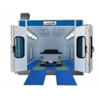 Auto spray booth -water based HX-800 Manufactures