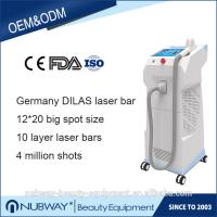 Best selling 808nm diode laser hair removal machine for sale Manufactures