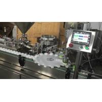 High Speed Full Automatic Cream Filling Machine With 2000-12000bph Capacity , SUS304 Material Manufactures