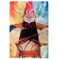 3D Flip Lenticular Anime Poster Printing Dragon Ball Poster Custom Size Manufactures