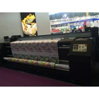 China Water Based Ink Directly Fabric Printer For Sublimation Printing CE Approval on sale