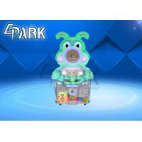 Cute Arcade Crane Machine , Toy Grabbing Machine For Supermarket / Auto Show Manufactures