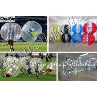 1.5m Inflatable Bumper Soccer Ball for amusement park(CYBB-1510) Manufactures