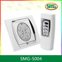 China SMG-5004 Smart Remote Control Electrical Wall Socket Switch Touch Control Switch on sale