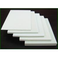 Waterproof PVC Foam Board Sheet Wall Mounted Durable For Bathroom Cabinet Manufactures