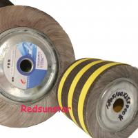 Aluminum oxide flap wheel
