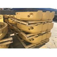 Vacuum Process Grey Cast Iron Components For Counterweight Products Manufactures