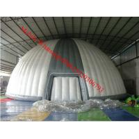 Nylon Event Inflatable Tent , Advertising Inflatable Dome Tent CMOD16 Manufactures